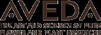Aveda Logo and Tagline