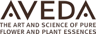 Aveda Logo and Tagline